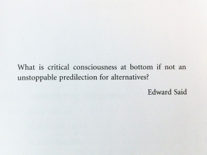 quoteEdwardSaid